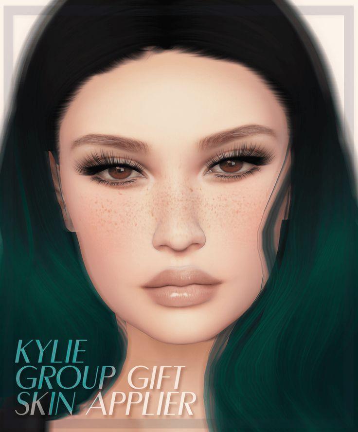 Free Kylie And Kim Catwa Head Skin Appliers