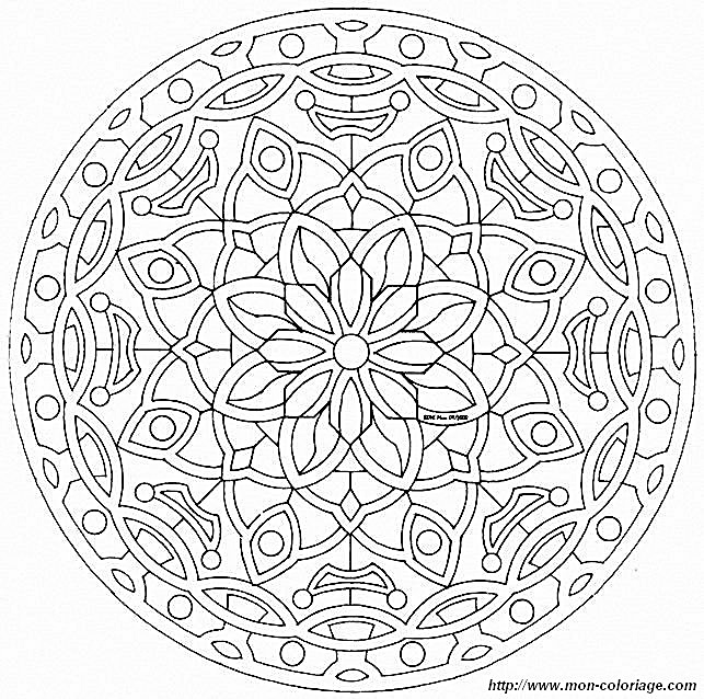a few parchment craft mandala patterns - Colouring Patterns For Kids