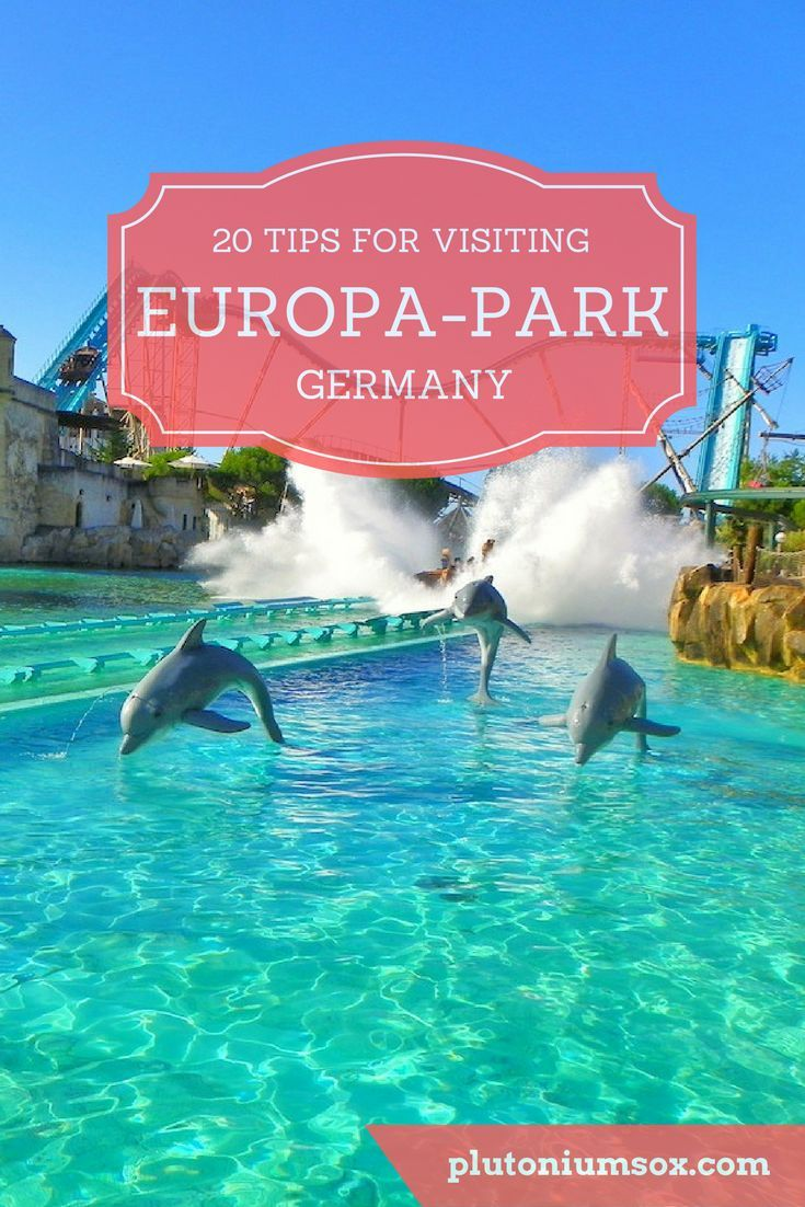 Europa-Park, Rust, Germany | Europa-Park is ranked the number one theme park in Europe according to trip advisor. If you travel to Europe or go on holiday to the Black Forest in Germany this is well worth a visit. The park is enormous and you would never manage to get around it all in one day so here are some tips to help you make the most of your visit.