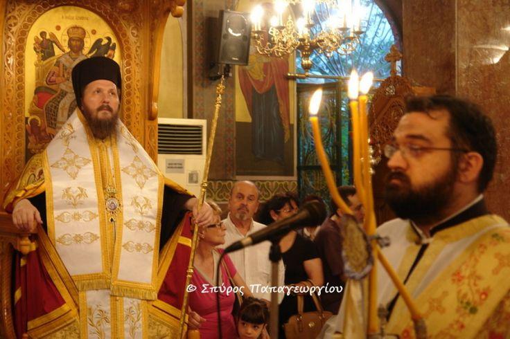 Η πανήγυρις του Ι.Ν.Αγίας Μαρκέλλης στο Βοτανικό (ΦΩΤΟ) | Amen.gr - Πύλη Εκκλησιαστικών Ειδήσεων