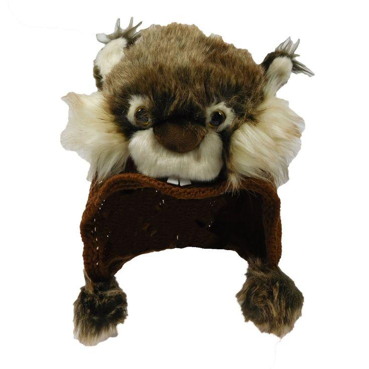Knit Animal Trapper Hats – SetarTrading