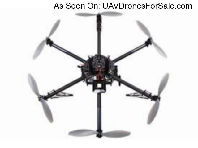 Aerobot CineStar 6 Hexacopter RTF UAV Drone, GPS, Video Camera Ready, Graupner Radio 2.4Ghz http://uavdronesforsale.com/index.php?page=item=88
