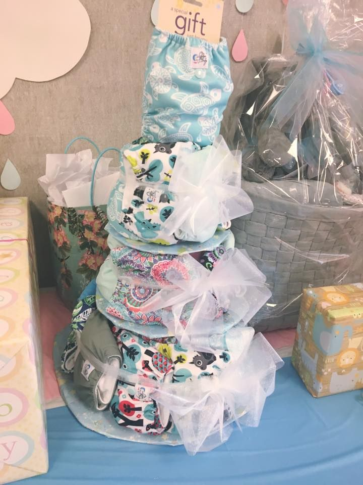 baby shower, baby shower gift, cloth diaper cake, cloth diaper cake tutorial, cloth diapers, creative baby shower gift, diaper cake, diaper cake tutorial, investment, Lalabye Baby, modern cloth diapers, one size cloth diapers