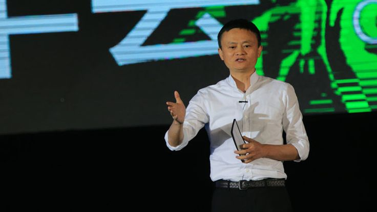 Alibaba's Jack Ma sees 'Belt and Road' as more inclusive globalization https://www.rt.com/business/388404-jack-ma-belt-road-initiative/