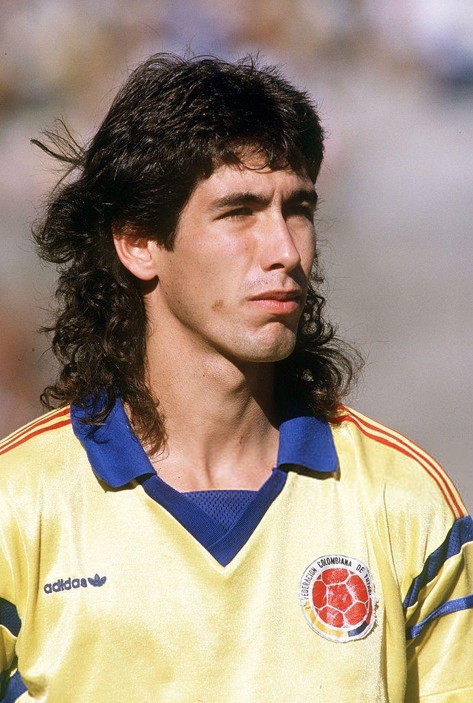 Andres Escobar Colombia 1989 Atletico Nacional Club Atletico Nacional Deportivo Cali