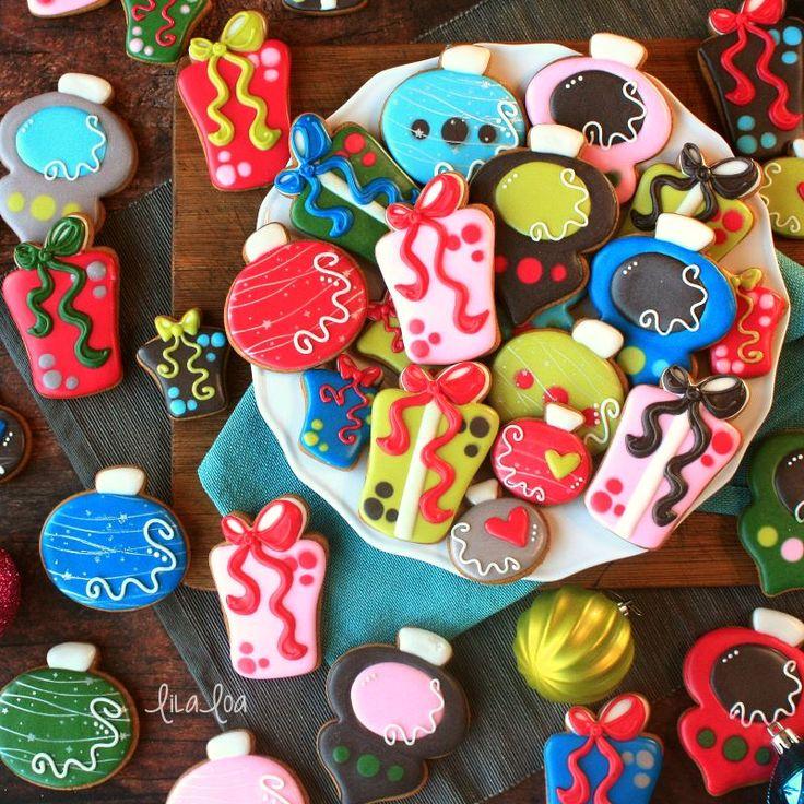 Erotika decorated cookie