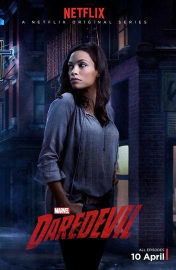 Rosario Dawson - Daredevil ∂ FantasyMagazine
