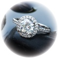 Conflict-free, ethical diamonds. pretty
