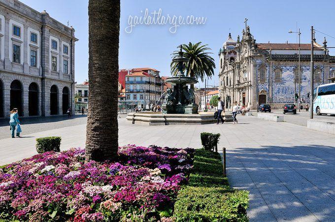 Praça de Gomes Teixeira / Praça dos Leões (Porto, Portugal)
