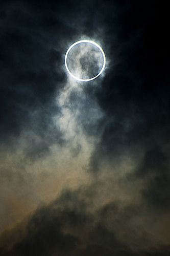 Eclipse | Annular solar eclipse over Tokyo on 20th May 2012.… | Ben Smethers | Flickr