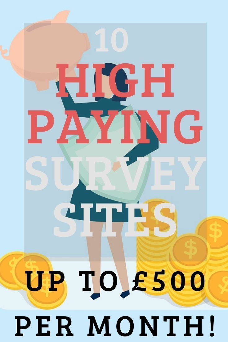 The 10 Top Online Survey Sites You Can Make Money From Online