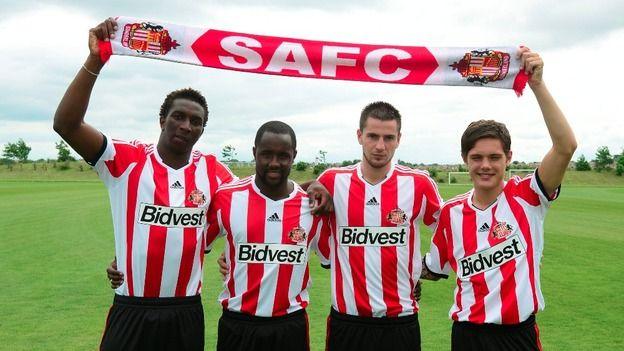 New signings for Sunderland | Tyne Tees - ITV News