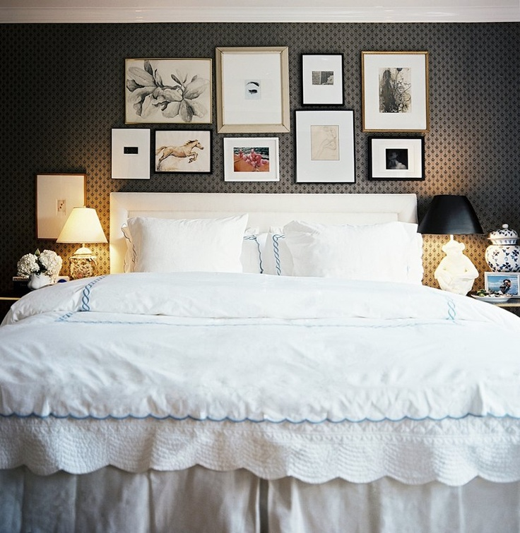 Bedroom Paint Ideas Two Tone Minimalist Bedroom Art Black Bedroom Accent Wall Colours For Small Bedroom Walls: Best 25+ Artwork Above Bed Ideas On Pinterest