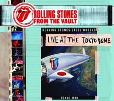 Rolling Stones ~ Live at The Tokyo Dome ~4 x 180gsm Vinyl ~ DVD ~ New/Sealed