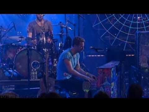 Paradise  *   Coldplay (Live on Letterman)