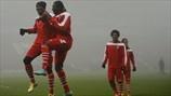 SC Braga training   Cluj 3-1- Braga. 20.11.12.