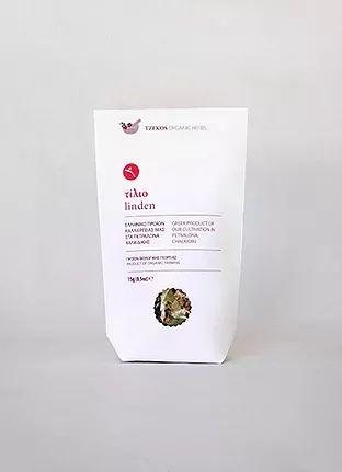 Tzekos Organic Herbs — linden.