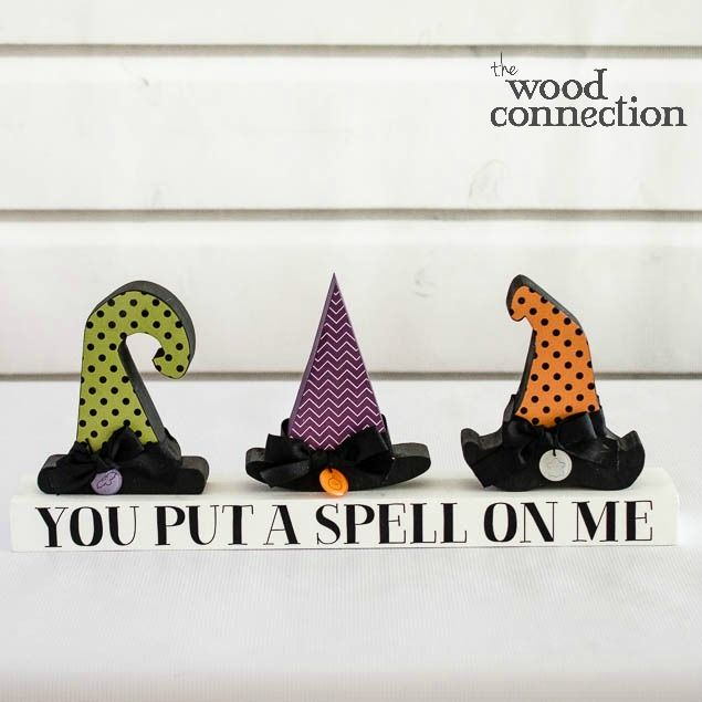 Witch Hat Trio - The Wood Connection