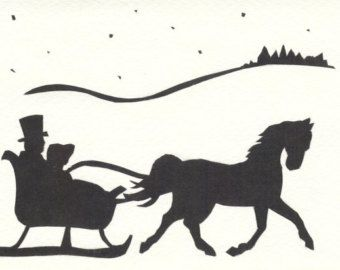 70 best horses and western jpg and svg images on pinterest rh pinterest com horse drawn sleigh clip art free horse and sleigh clipart free