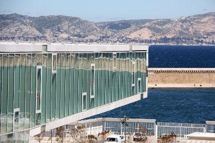 Villa Mediterranee - Marseille