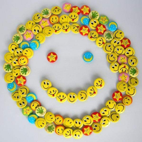Wolrd of smiley symbols