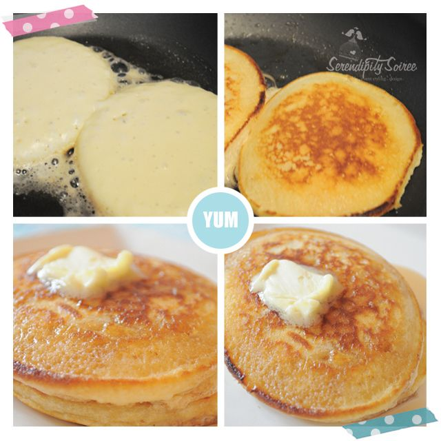 Serendipity Soiree: {Recipes} IHOP Pancakes Recipe!