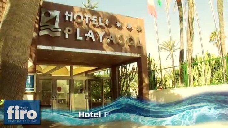 Hotel Playasol Spa ****, Costa de Almeria - Španělsko - FIRO-tour