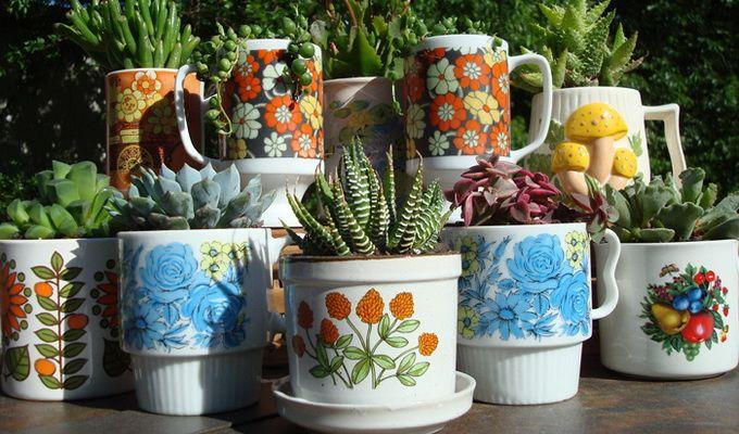 Контейнерный сад: цветы для сада в контейнерах, идеи посадки растений в цветочные конвейеры