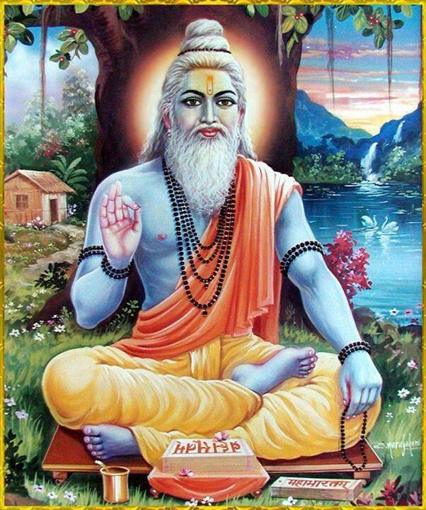 Rishi vyas-author.. Mahabharat
