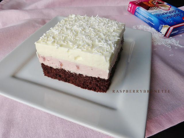 Raspberrybrunette: Jahodové pokušenie