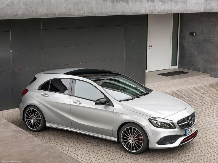 The Mercedes-Benz A-class
