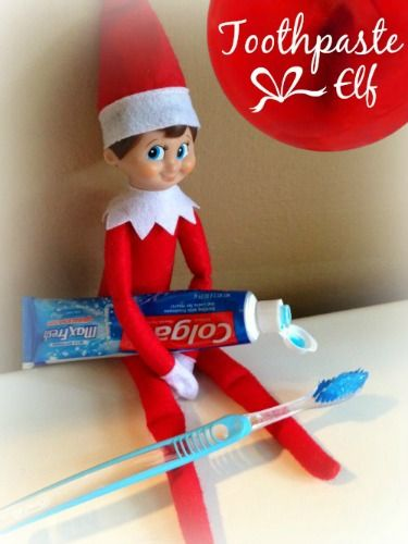 If your family likes to take part in the elf on the shelf tradition, it can be hard to come up with new ideas each year. Here are over 25 ideas - perfect to have one new one for each night! #elfontheshelfideas