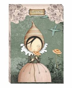 BGPayne Crafts. Santoro Mirabelle Clear Stamp set Pursuit of Happiness