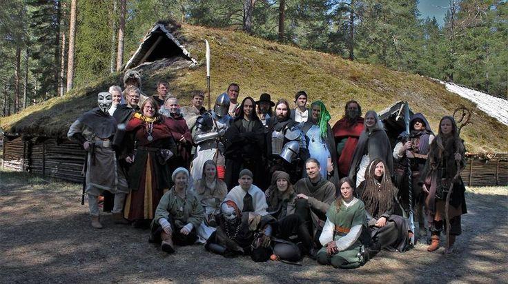 Blodnätter, gruppbild. (foto: Sofie Grahn)