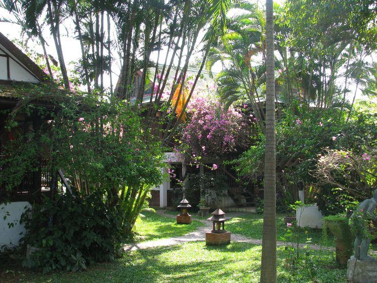 Chiang Mai, arrivo al Secret Garden