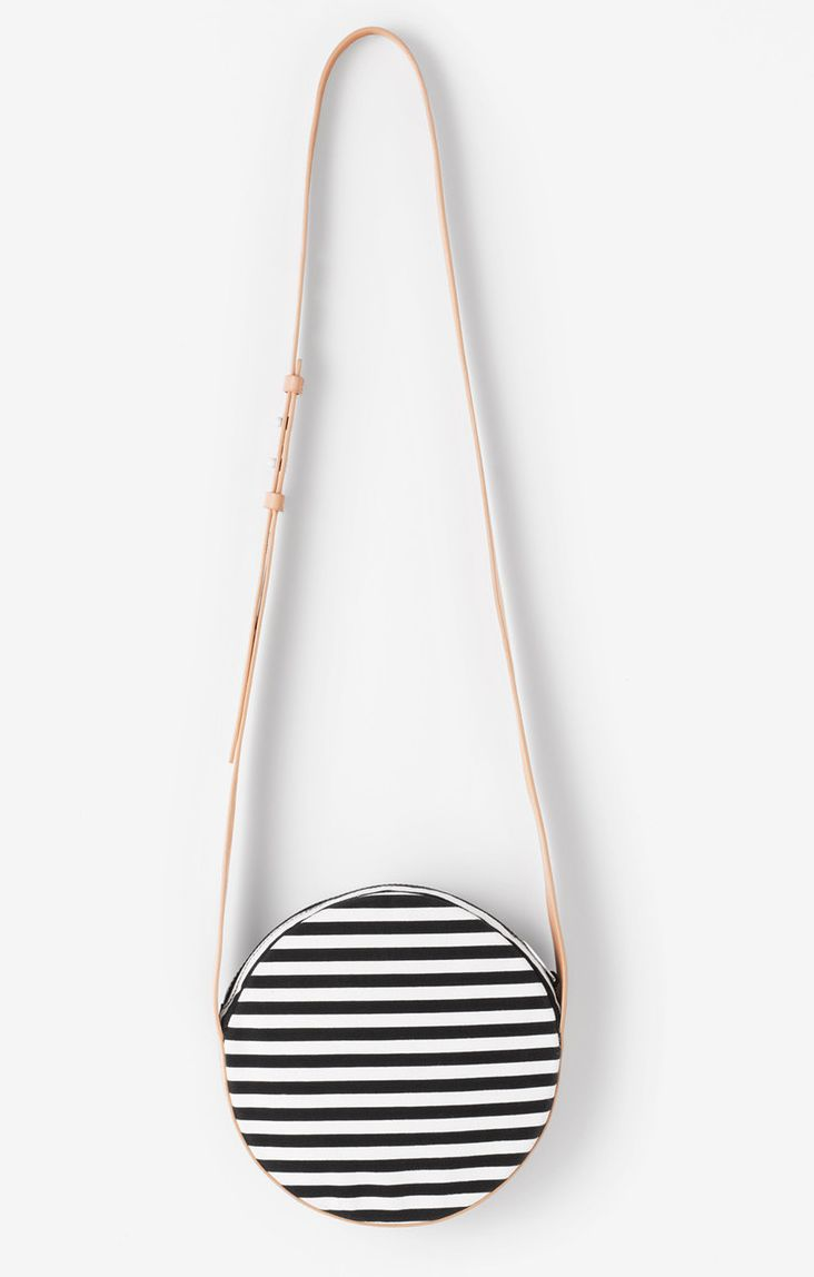 Stripes purse
