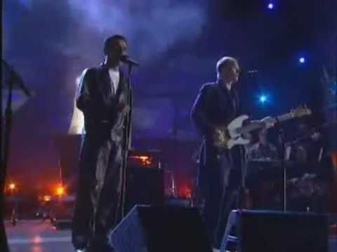 cheb mami & Sting at the Grammy Award - YouTube