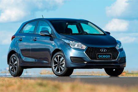 Hyundai HB20 ganha série Ocean a partir de R$ 49.755.  O Hyundai HB20 ganhou a série limitada Ocean, em homenagem às praias do Brasil, com preços a partir de R$ 49.755 (HB20 Ocean 1.0).   A edição limitada do Hyundai HB20 Ocean baseia-se nos equipamentos da versão Comfort Plus, trazendo, além da câmera de ré, itens personalizados como a grade frontal, as rodas diamantadas e os bancos revestidos em couro.