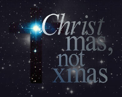 Keep Christ In CHRISTMAS !  ...