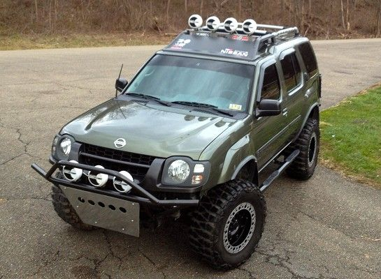 2003 Nissan Xterra S/C $13,500 Possible Trade - 100457380 | Custom Lifted Truck Classifieds | Lifted Truck Sales