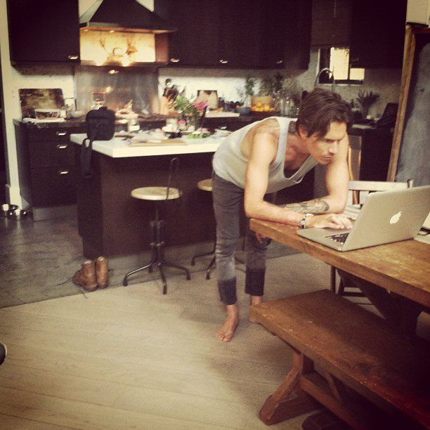 Brandon Boyd's kitchen