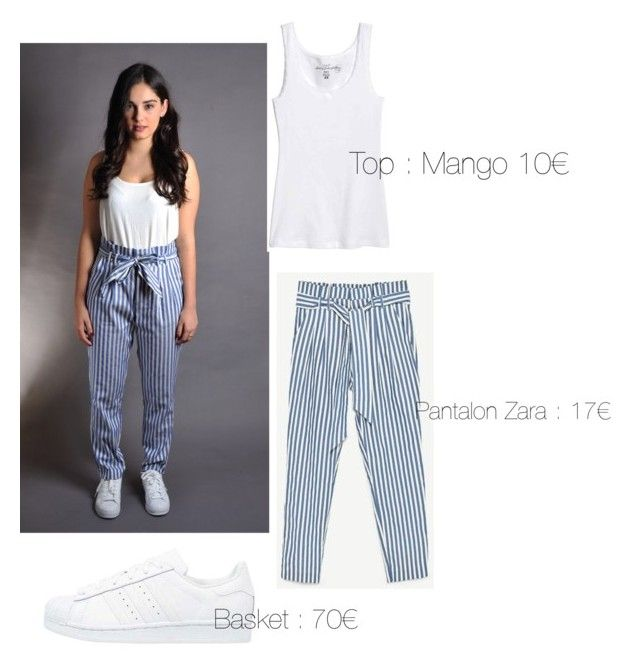 """Look manon"" by clara-boudon ❤ liked on Polyvore"