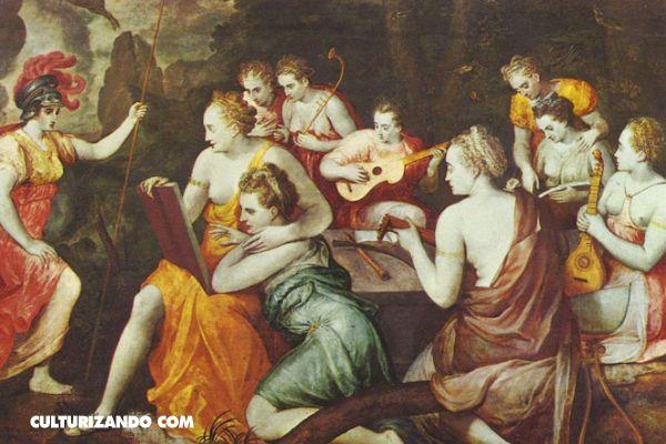¿Quiénes son las musas? Nueve hermosas y cautivadoras diosas de la inspiración