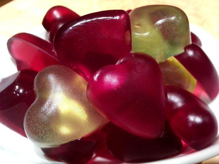 Slimming World Delights: Fruity Jelly Sweets