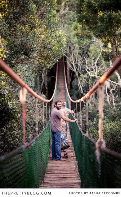 Family enjoying a day at Monkeyland | Fairview, Plettenberg Bay | Photography: @Tasha Adams Seccombe