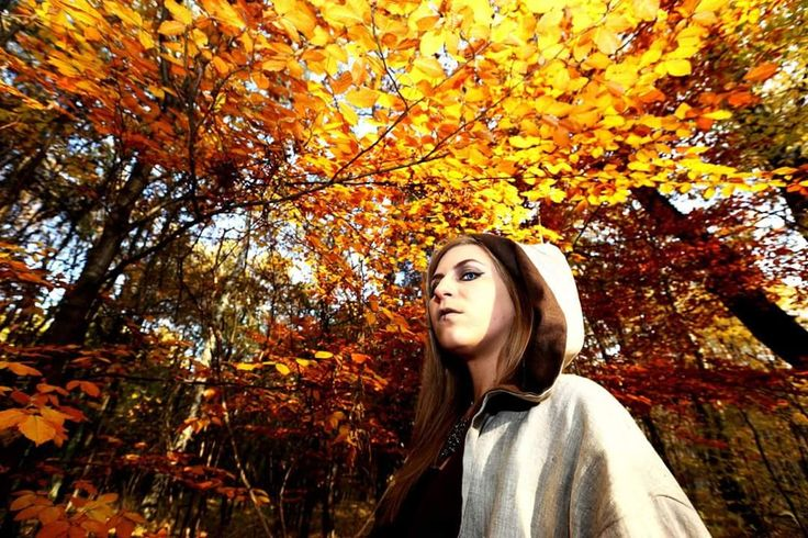 #witch #warhammer #cosplay #autumn #colours #forest