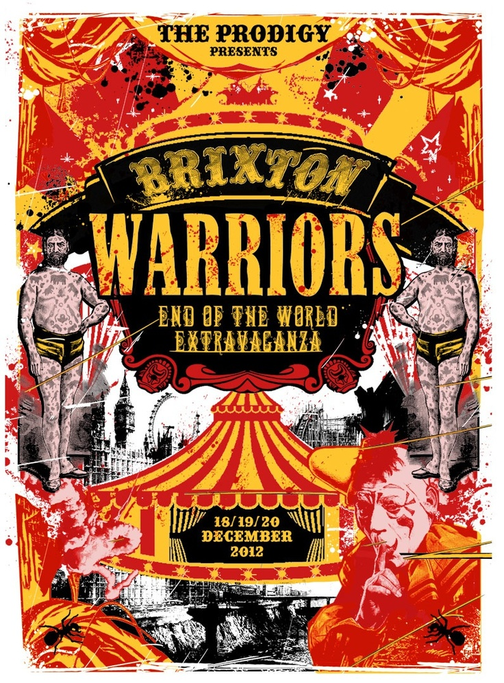 Brixton Warriors