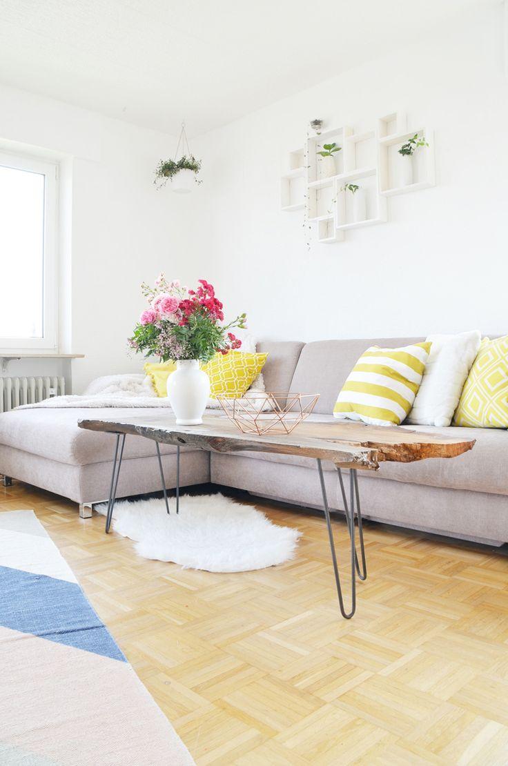 die besten 25 couchtisch baumscheibe ideen auf pinterest tisch aus baumscheibe. Black Bedroom Furniture Sets. Home Design Ideas