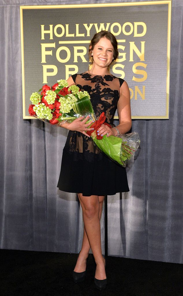 Sosie Bacon, Miss Golden Globe 2014