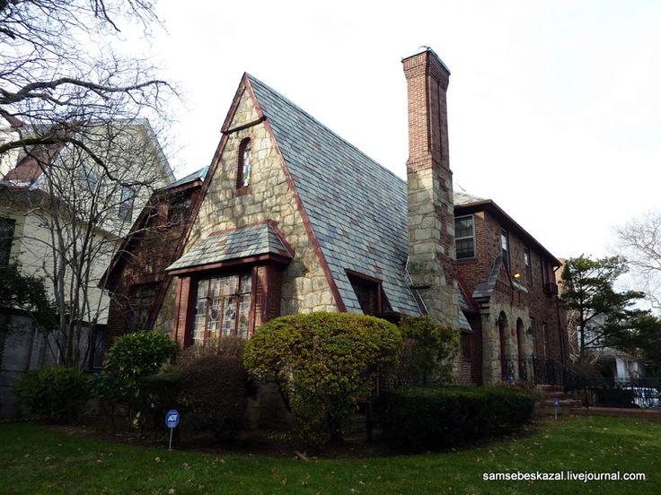 Викторианские дома Бруклина - часть 3: samsebeskazal